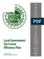 Local Govt Tax Freeze Efficiency Plan - Final (Reduced Size)