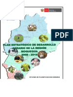 Plan Estratégico de Desarrollo Sector Agrario Moquegua(Actualizado Ing.paxi