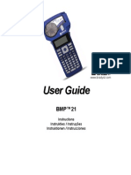 BMP21 User Manual
