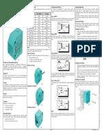 Manual de Instalação Sensores Indutivos2 - Pt