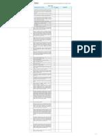 Checklist Campo Anexo SSPA