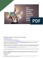 Marketing Pessoal - Comunicar