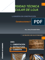 III.- Madera Cubierta