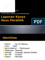 PPT case bedah RSAL - Ileus - Copy.pptx