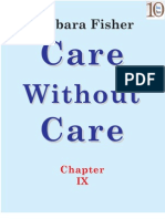 Care Without Care (Chapter IX)