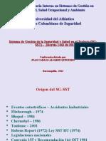 Responsabilidad Legal SST 11-2014
