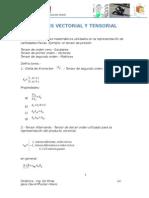 Analisis Vectorial y Tensorial