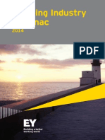 Shipping Industry Almanac 2014 [EY]
