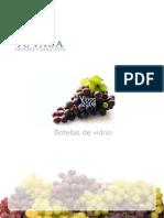 Juvasa Envases de Vidrio Botellas Vinos y Cavas