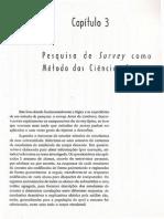 BABBIE Cap. III Pesquisa Survey0001