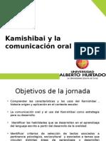 Presentación Kamishibai y Comunicación Oral.