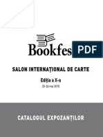 Bookfest 2015 Catalog-expozanti