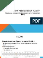 BAB VI SPEKTROMETRI NMR.ppt