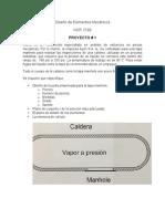 Diseño de Elementos Mecánicos-proyecto1