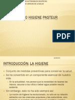 Curso Higiene Pasteur Historia