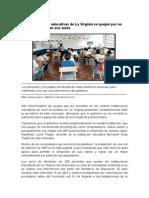 Los periódicos de la región cafetera se unen para censar el número de instituciones educativas que aún alejan tecnologías de sus aulas de clase.