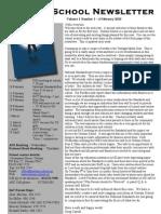 Newsletter 4.2.10