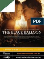 Blackballoonstudy Guide