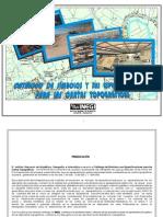 Catalogo Para Cartas Topograficas