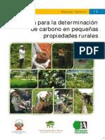 Guia Carbono Propiedades Rurales