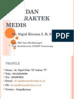 UUPK dan Malpraktek Medis.ppt