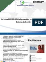 Presentacion de Taller ISO 9001 05-2015