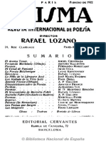 Prisma (Barcelona. 1922). 2-1922