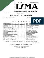Prisma (Barcelona. 1922). 3-1922