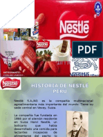 Trabajo Gestion - Nestle