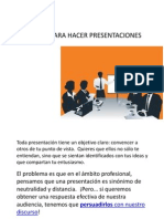 Prof. Ramón Ortiz PJPS 132 Lenguaje Para Crear Presentaciones