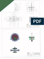 17K-169 Motor General Arrangement Drawing