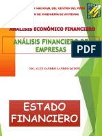 Semana 8 - Analisis Financiero