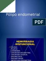 27.Pólipo Endometrial