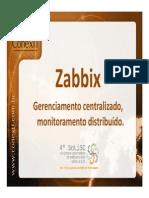 Palestra Zabbix