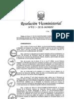 NORMA TÉCNICA PARA CONTRATO Y NOMBRAMIENTO DOCENTE RVM Nº - 021-2015-MINEDU