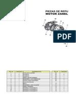 Desarme Motor Zanella