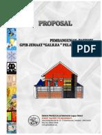 Proposal Pembangunan Pastori GALILEA