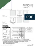 Catálogo Ventiladores Axiales A01 Diseño Ex FB042 - FB056