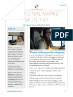 May Market Monthly Newsletter - May 2015