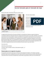 Lista de Los Segmentos de Mercado Para El Mercado de Ropa Al Por Menor _ Pequeña y Mediana Empresa - La Voz Texas