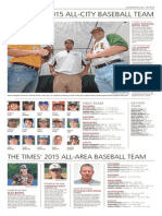 Times All-City Baseball
