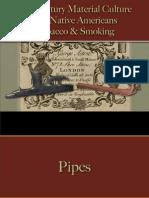 Native Americans - Tobacco & Smoking