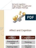 Affect and Cognition