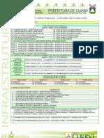 Agenda Quinta 11.02