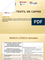 Red Textil Cayma