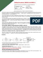 Multi Process Welding Procedures QW200.4(ASME IX)