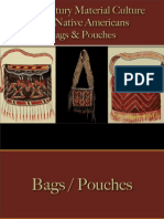 Native Americans - Bags & Pouches