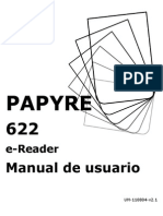 Manual Papyre622