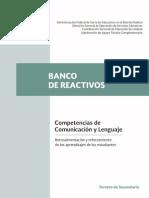 Reactivos Espanol