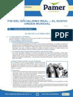 HU_Sem_16_ Fin Del Socialismo Real - El Nuevo Orden Mundial